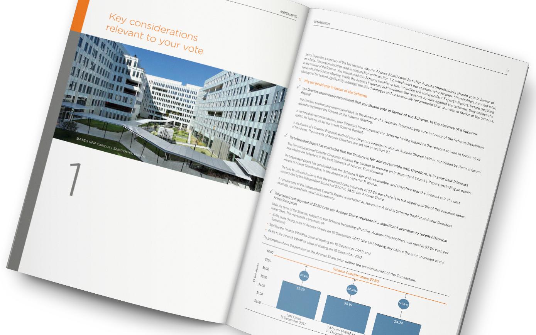 Aconex Scheme Booklet