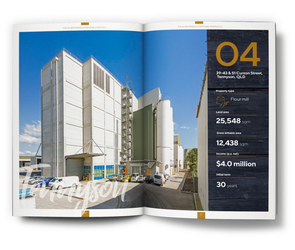 CBRE Allied Pinnacle Brochure