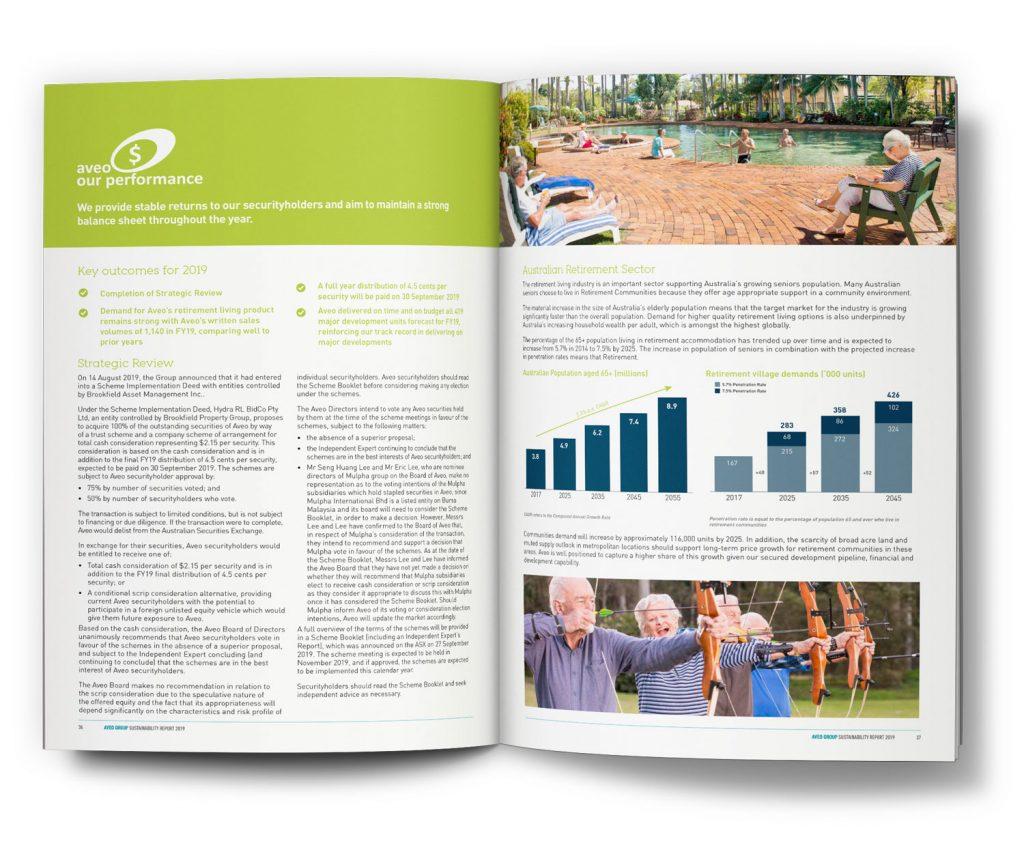 Aveo Sustainability Report 2019