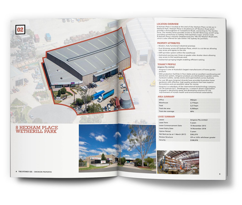 Sydney Six Real Estate Brochure