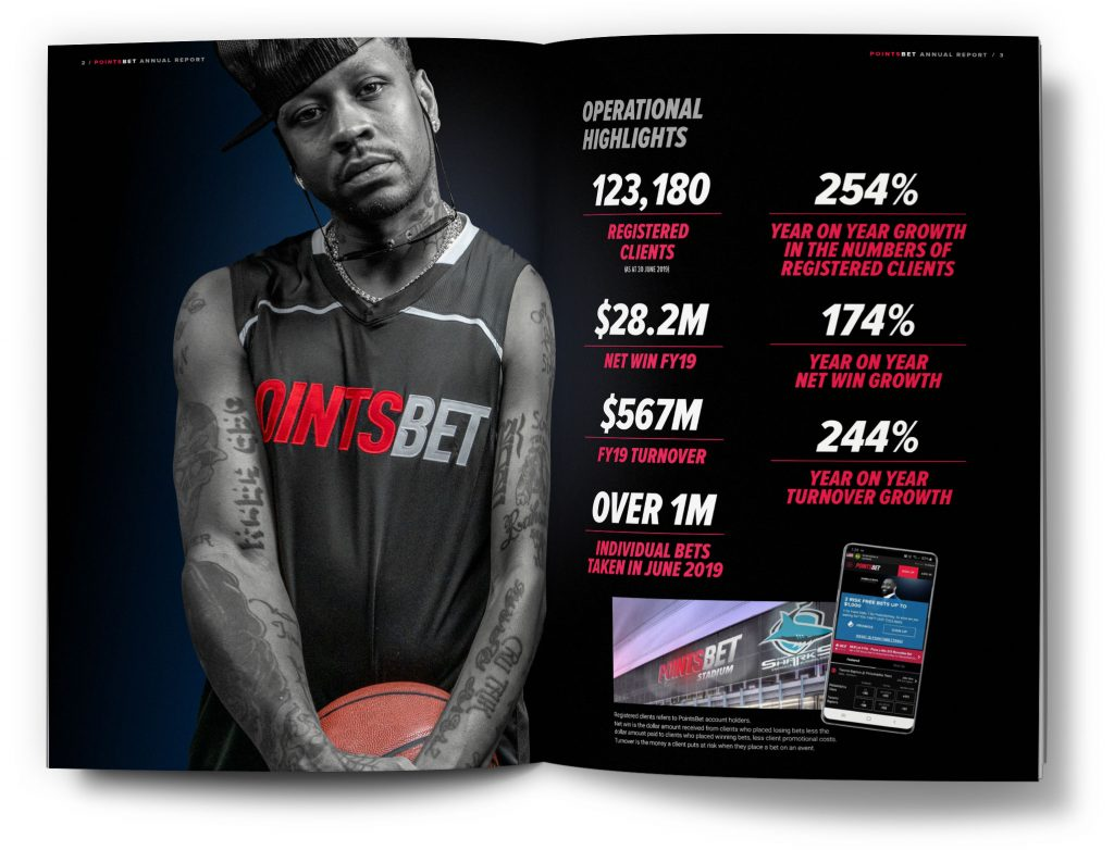 Pointsbet Annual Report 2019