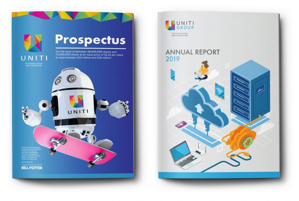 Uniti Group Annual Report 2019 and Uniti Wireless Prospectus 2019