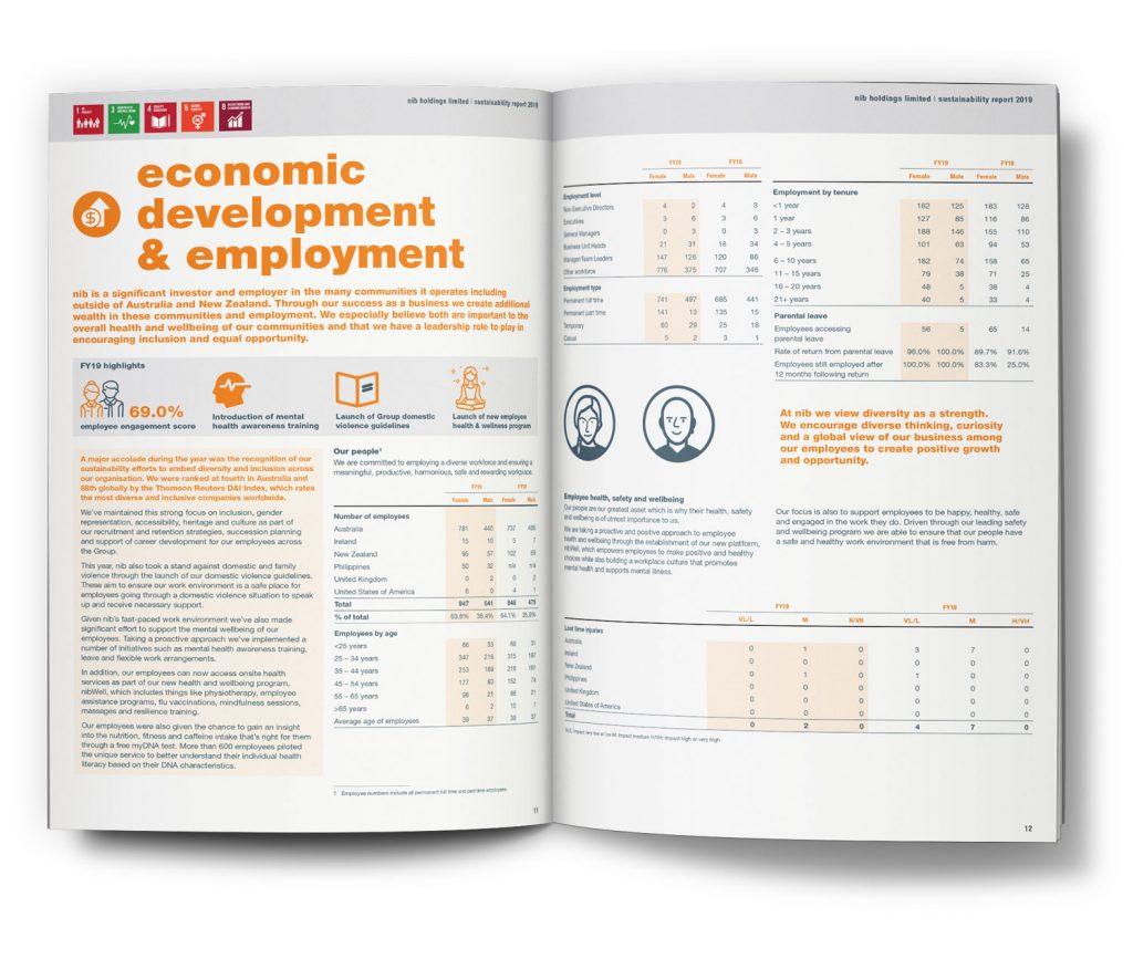 nib Annual Report 2019