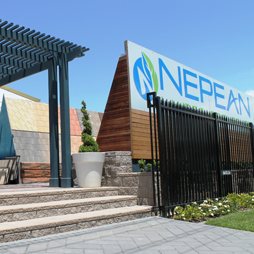 Nepean Landscape Supplies Website